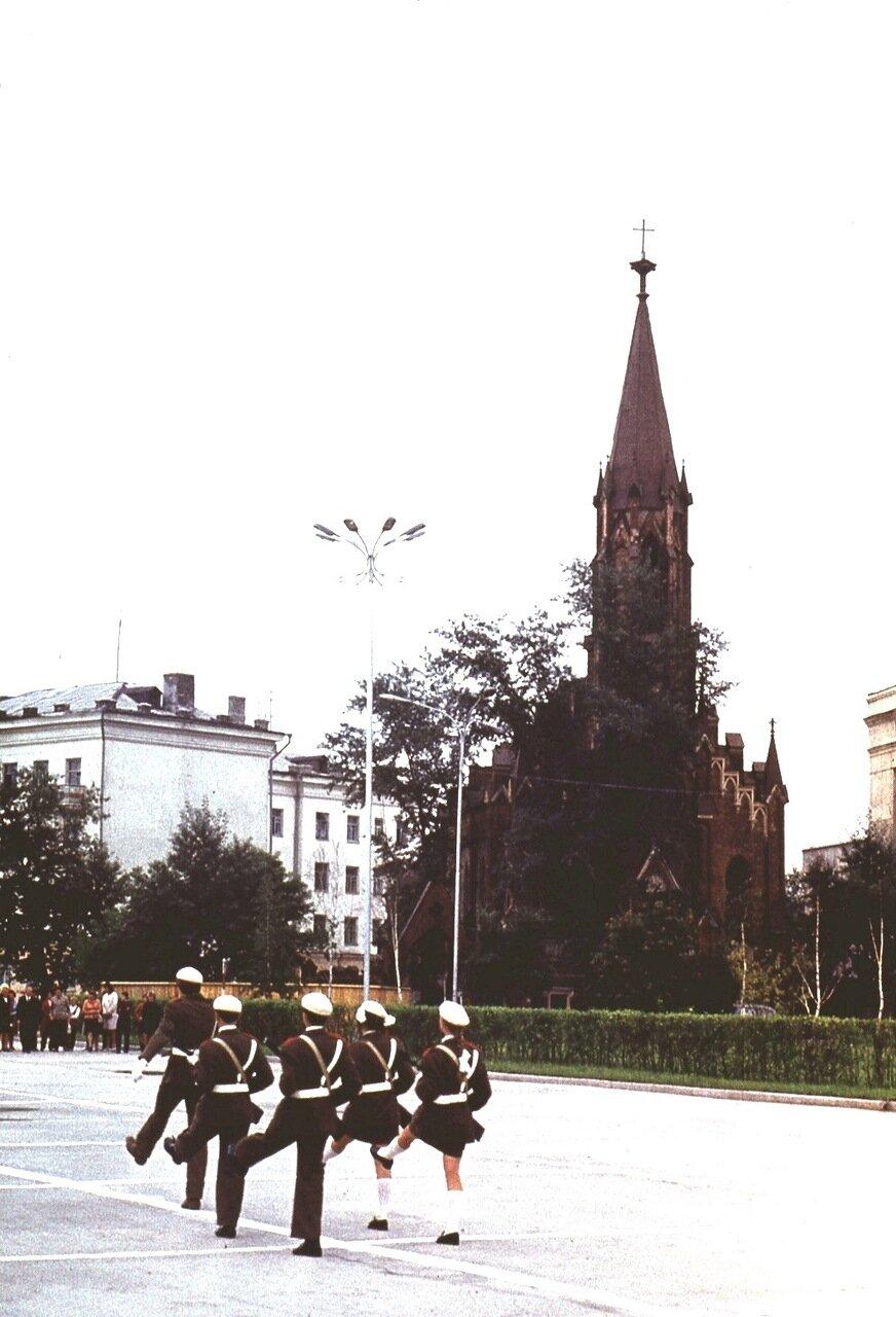 6. Римско-католический костёл