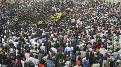 В давке возле нигерийской церкви погибли 24 человека