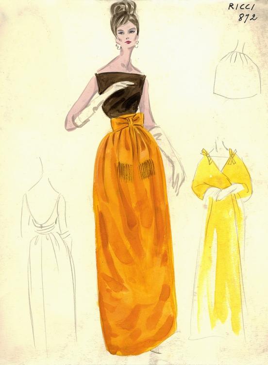 e2c967edd9c Вечерние и коктейльные платья от нью-йоркского универмага Bergdorf ...