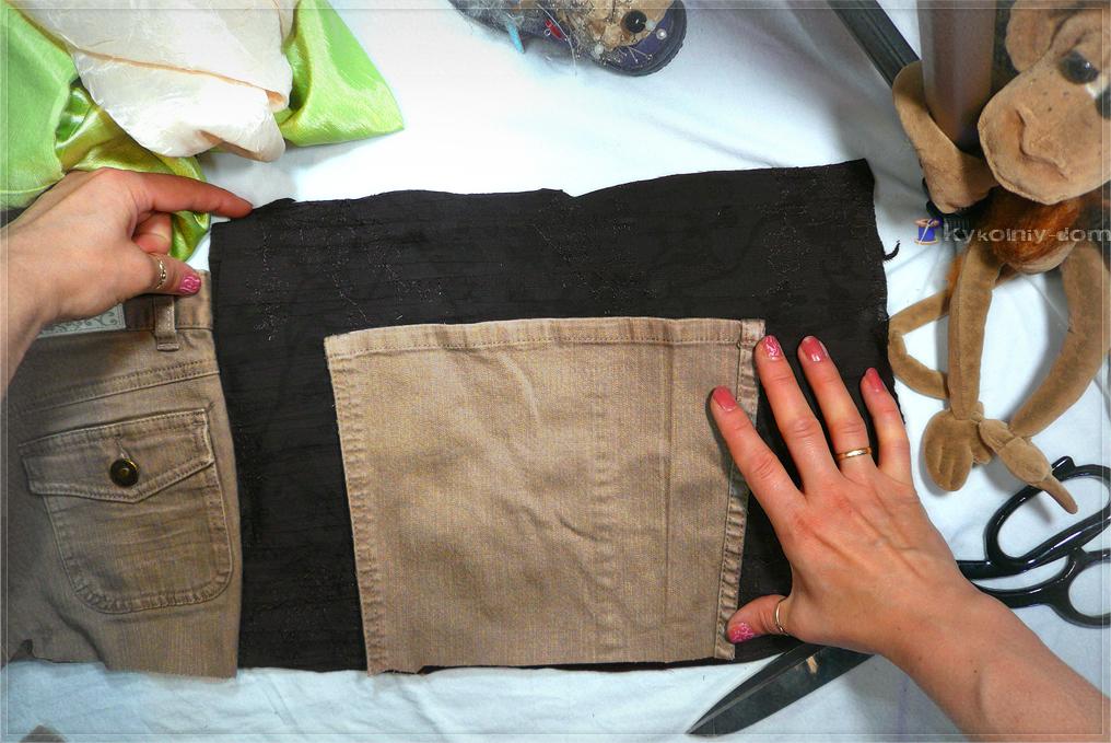 Ремонт подкладки сумки своими руками 38