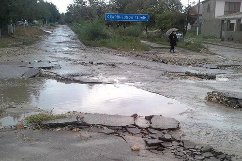 «В фокусе недели»: Непогода в Гагаузии; нанесен ущерб на миллионы леев