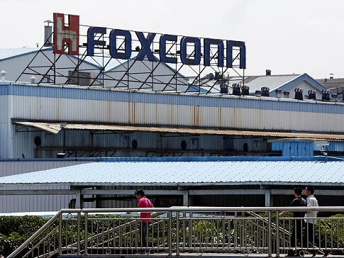 По слухам Foxconn будет производить автомобили
