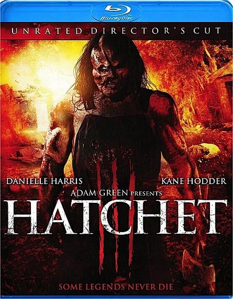 Топор 3 / Hatchet III (2013/HDRip)