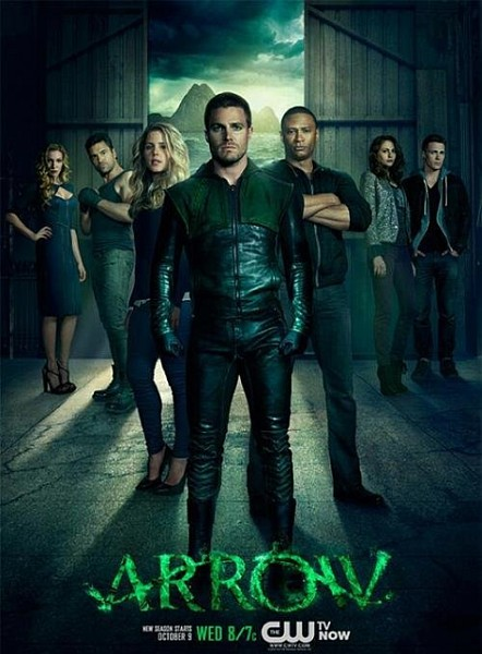 Стрела / Arrow (2 сезон/2013/HDTVRip/WEB-DLRip)
