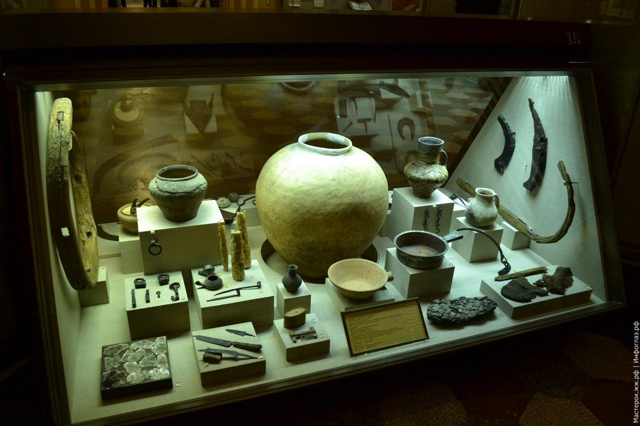 картинка музейных экспонатов мишень