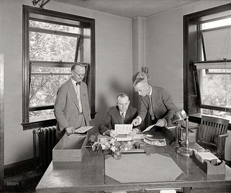 June 1926. Bureau of Identification, Department of Justice, Washington