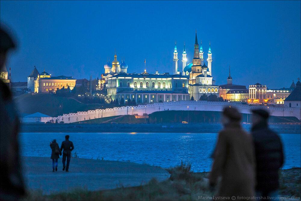 Кто хочет пожить 3-4 дня в Казани?