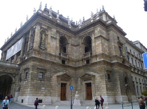 Опера в Будапеште (Opera in Budapest)