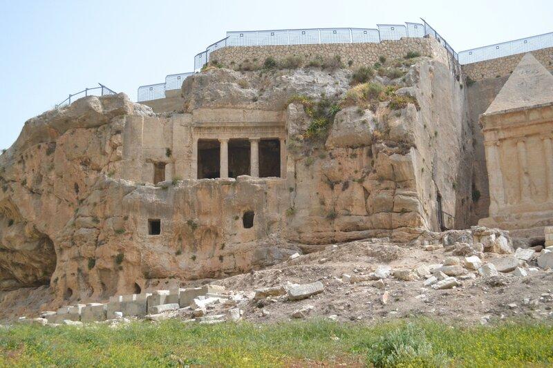 День шестой. Город Давида. Иерусалим. Израиль. 2013.