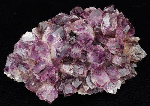 Соль земли! Потрясающей красоты минералы. Аметист