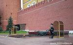 Почетный караул у Вечного огня в Москве
