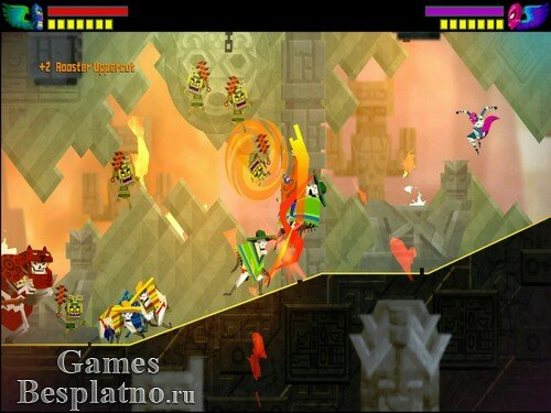 Guacamelee. Gold Edition