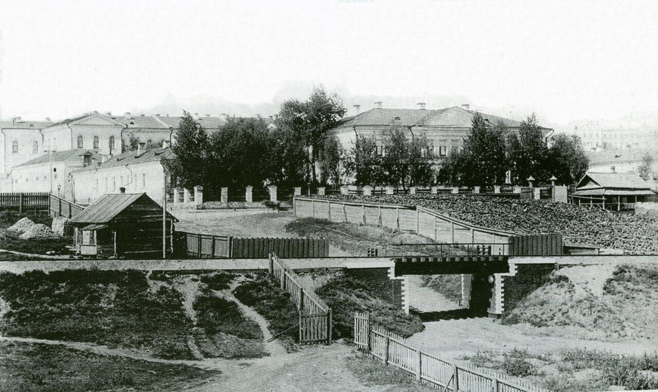Александровская больница.1891