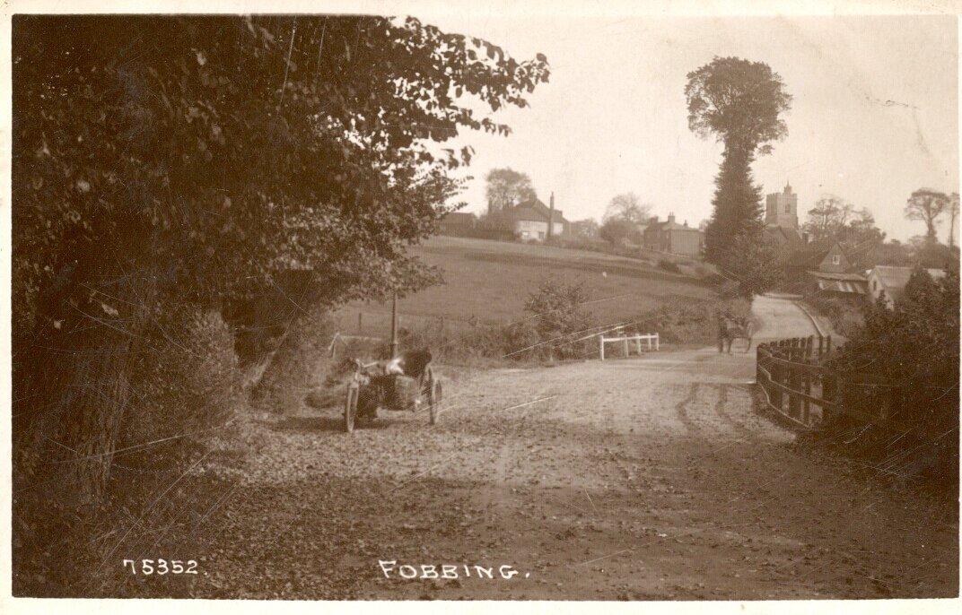 Фоббинг, Эссекс. 1930