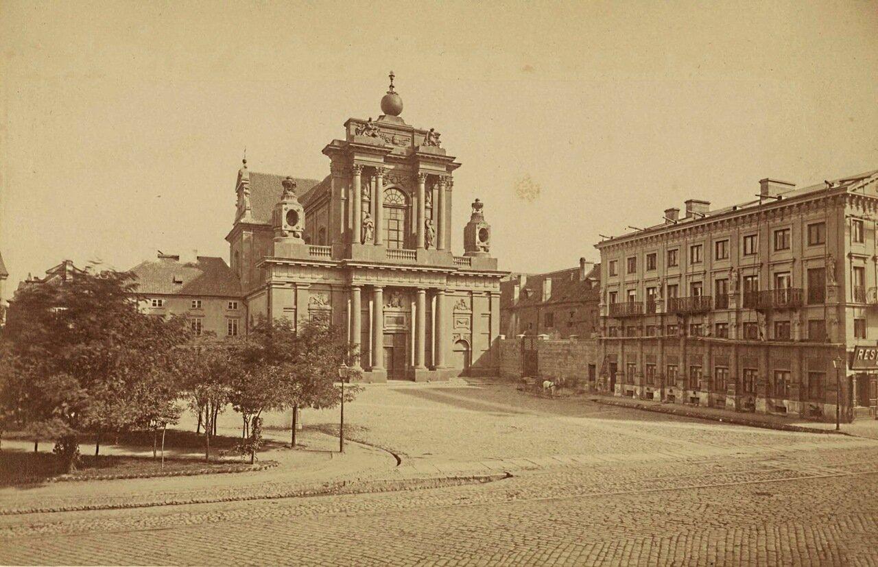 1865. Церковь Кармелитов