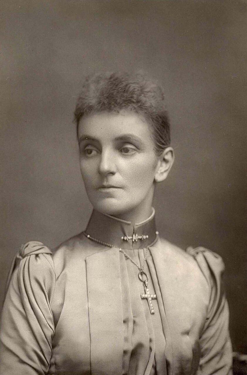 Леди Джейн. Леди Мэри Джейн. 1849-1931. Хозяйка салона, друг Томаса Харди, Оскар Уайльда и др. известна благотворительной деятельностью