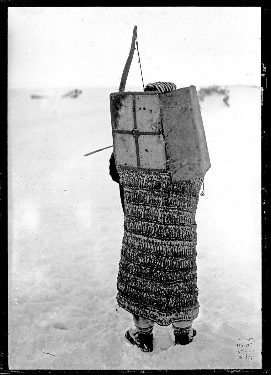 Коряк в броне, 1901