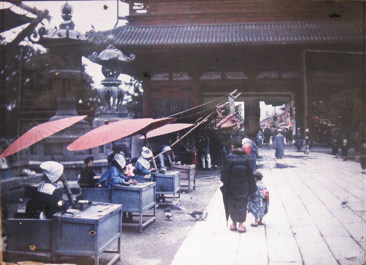 Начала хх века в цвете япония часть 2