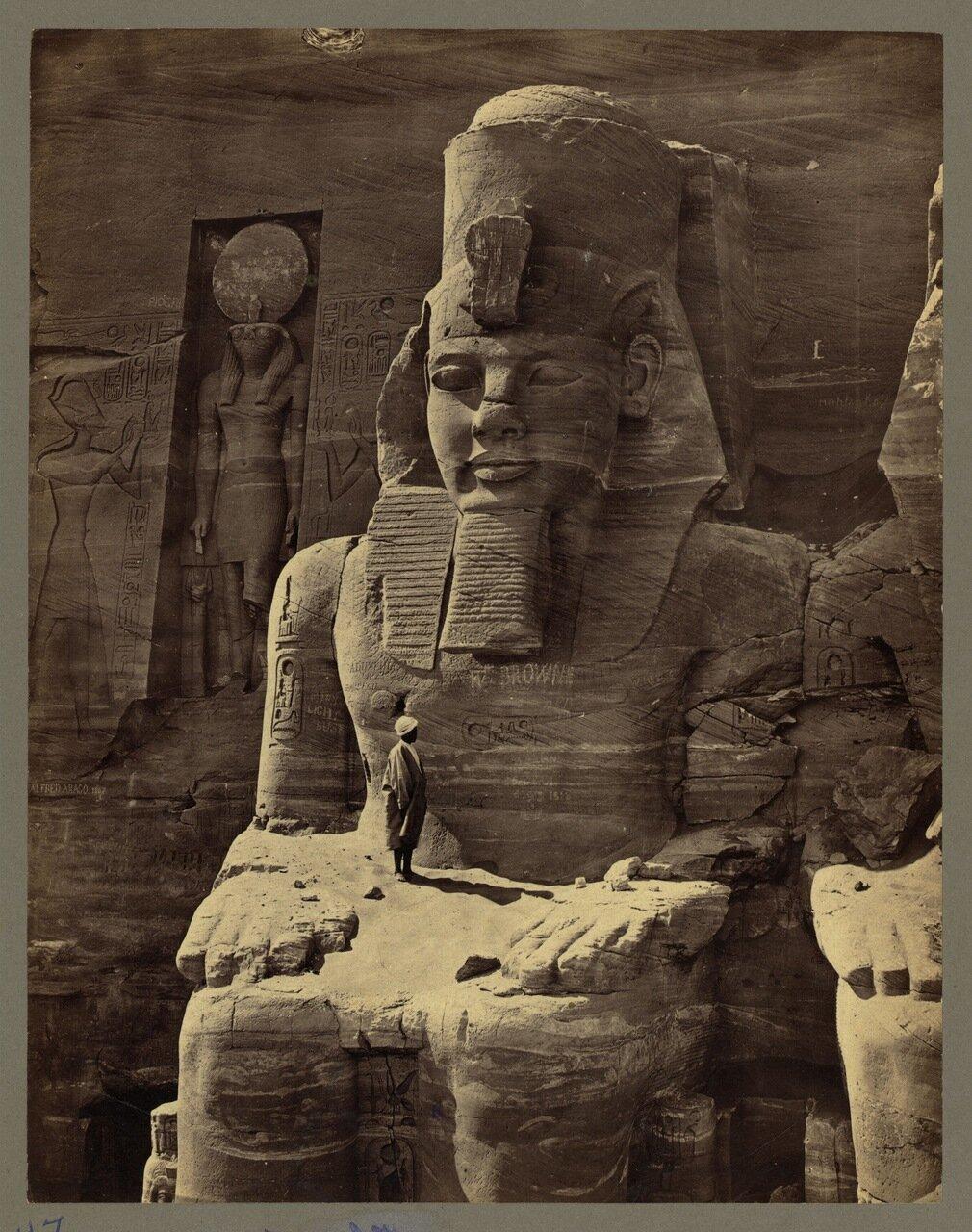 Абу-Симбел, храм Рамзеса II