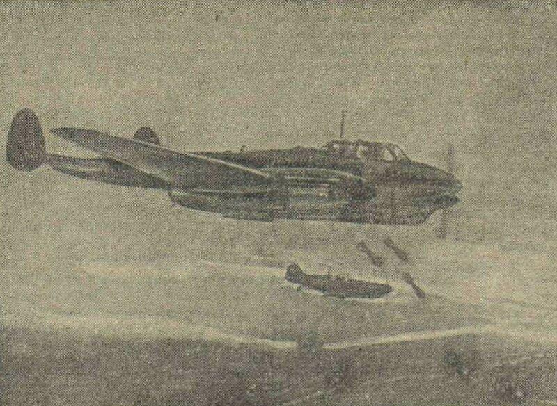 «Известия», 4 декабря 1941 года, советская авиация, авиация войны, авиация Второй мировой войны, сталинские соколы
