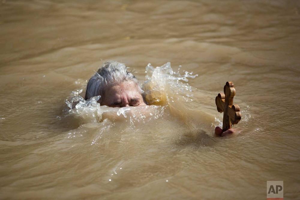 Затяжная засуха угрожает водам Святой Земли