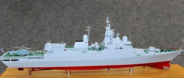 Секретное оружие Украины: обнародован первый военный корабль страны (ФОТО)