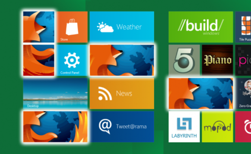 Firefox под Windows 8 выйдет в декабре 2013г.!