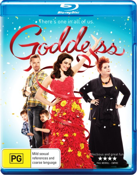 Богиня / Goddess (2013) BDRip 720p + HDRip