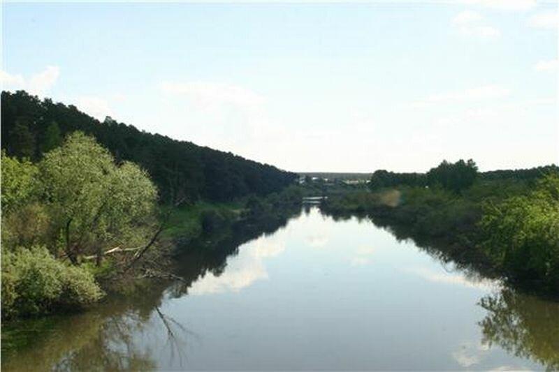 Река Миасс (01.08.2013)
