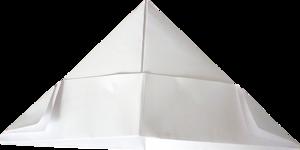 бумажная шапка