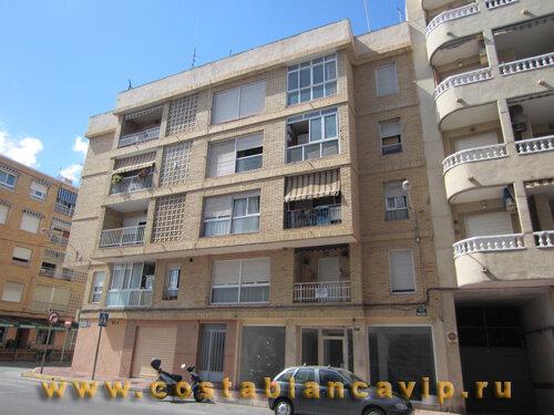 квартира в Guardamar del Segura, квартира в Гуардамар дель Сегура, апаратменте в Гуардамаре, недвижимость в Гвардамар дель Сегура, апартаменты в Испании, квартира в Испании, недвижимость в Испании, квартира от банка, залоговая недвижимость в Испании,  Коста Бланка, CostablancaVIP