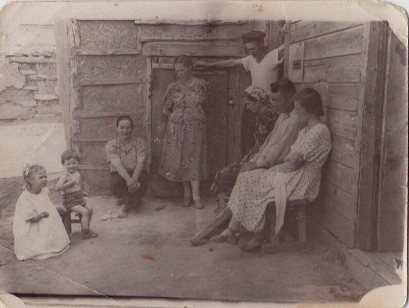 городская семья 1956 год