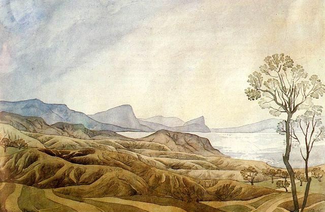 Максимилиан Волошин  [Киммерийский цикл. Триптих. Часть2]