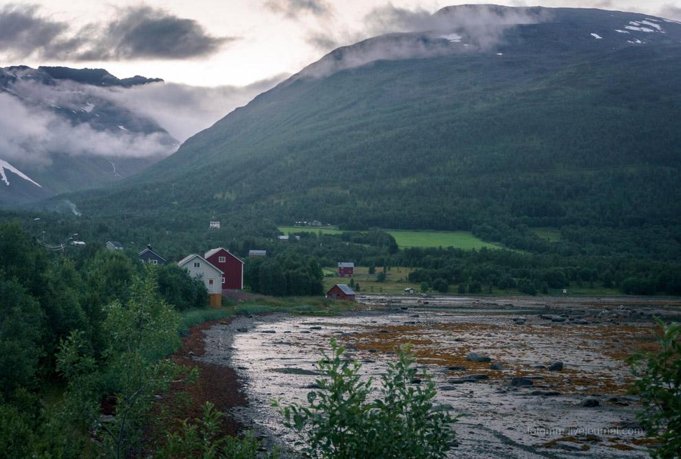 Белые ночи Норвегии