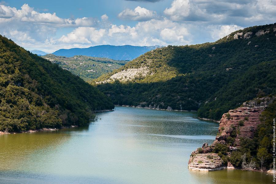 Сау, Испания.