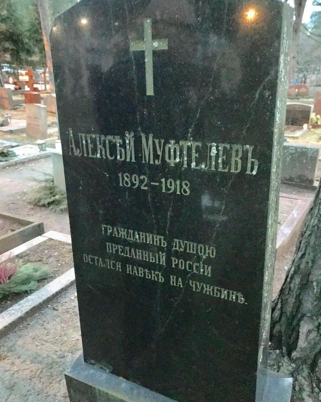 Хельсинки, кладбище