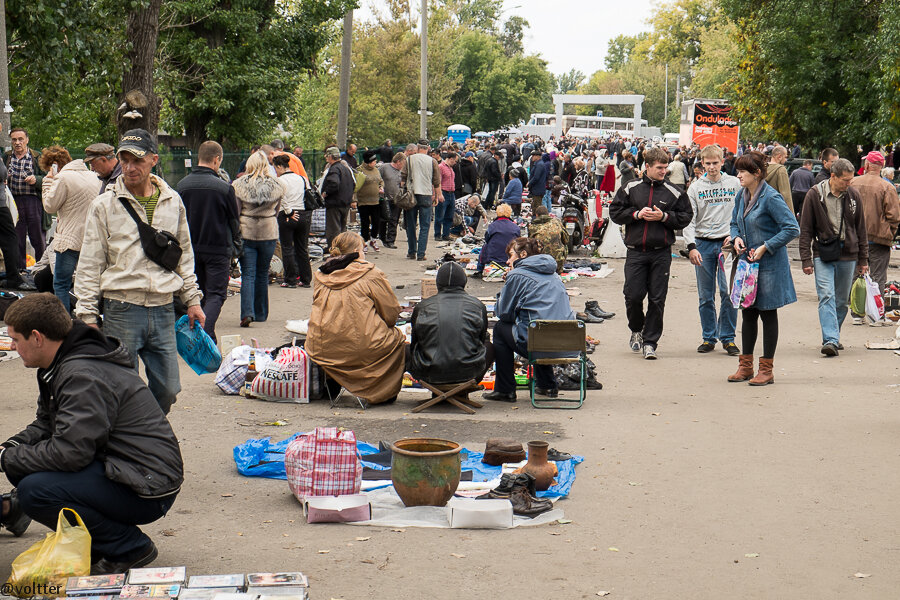 Харьковская барахолка