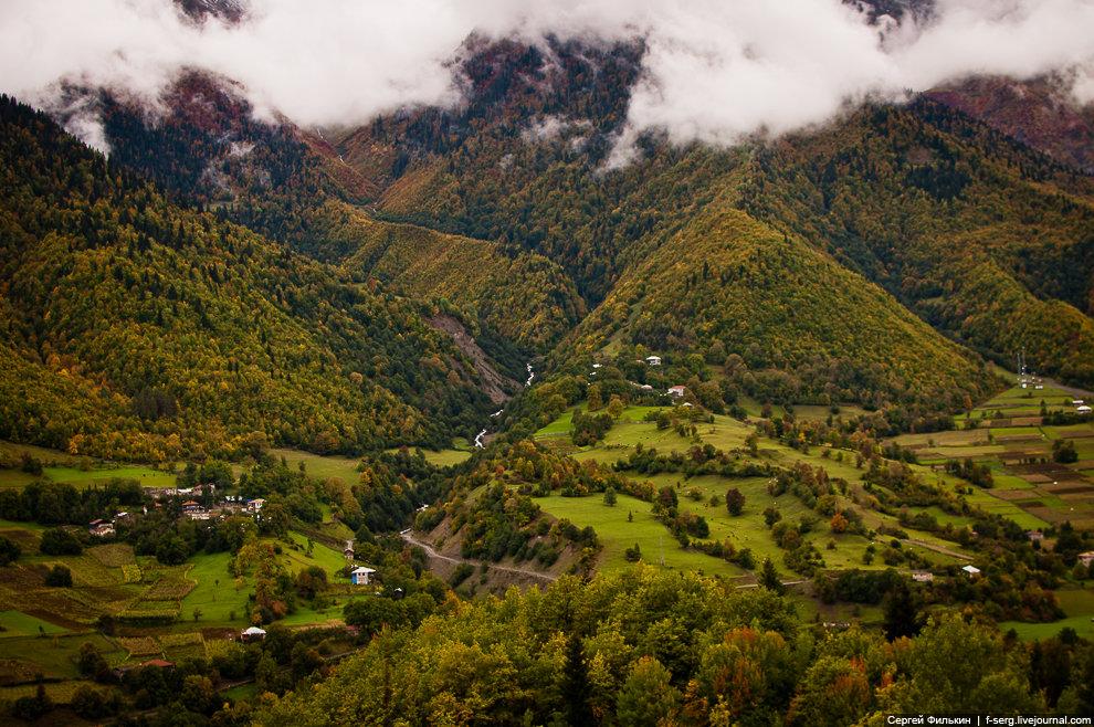 Осенняя Грузия (сентябрь 2013 - часть 4/5)