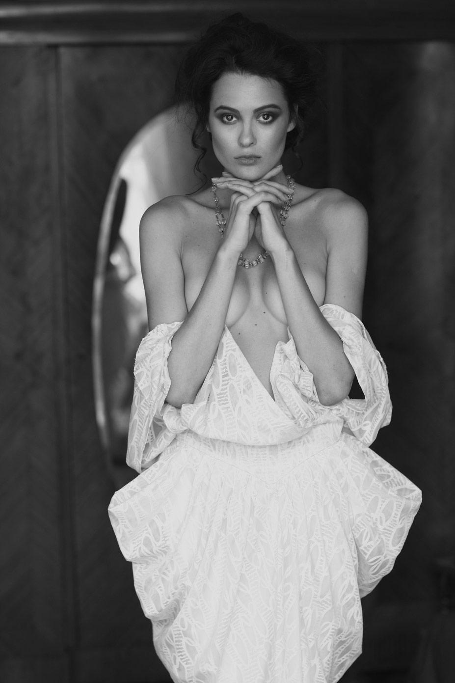 модель Екатерина Юспина