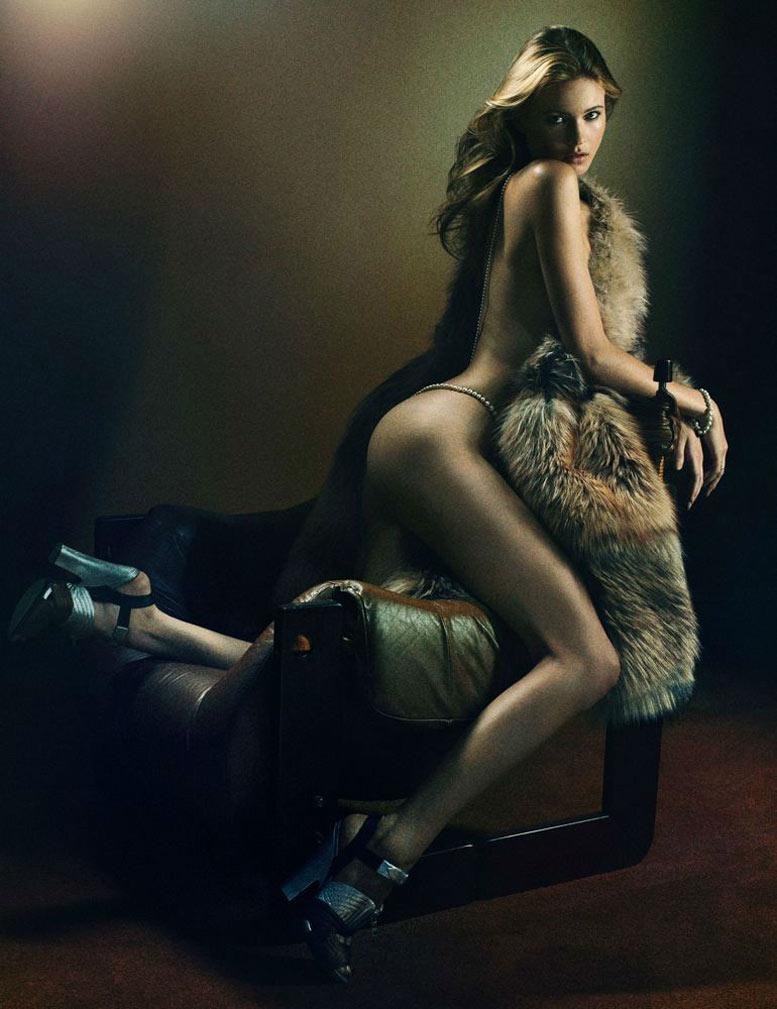 Богини и их сексуальность / Behati Prinsloo - The Goddesses by Fabien Baron