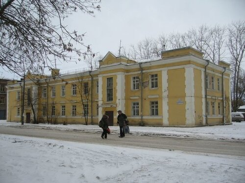 2-я Комсомольская ул. 11к1
