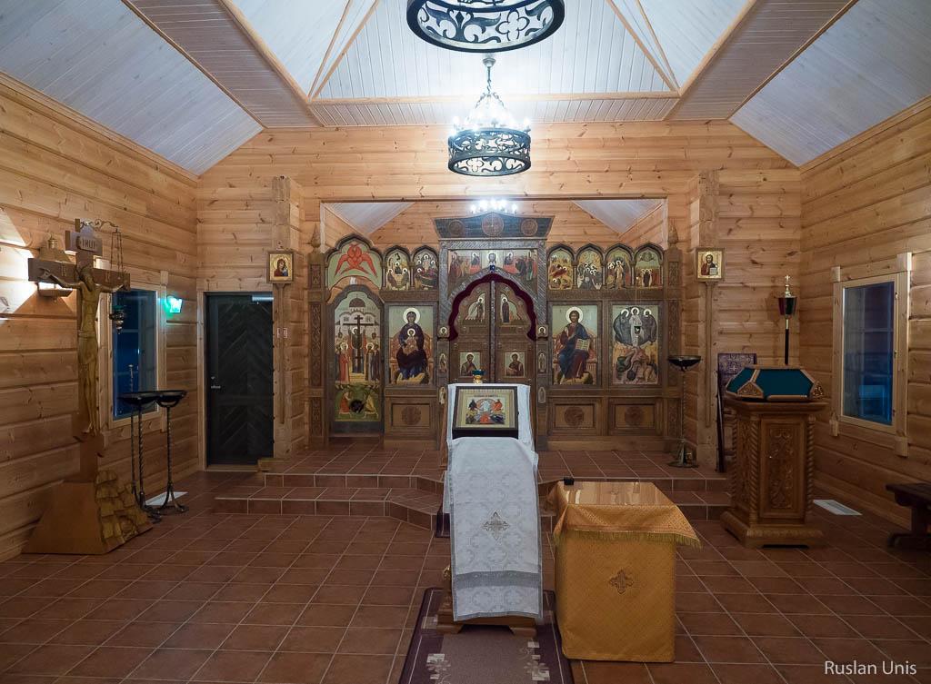 Церковь в Тахко