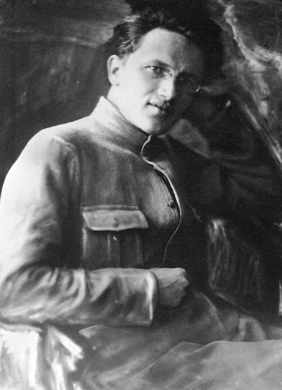 Н. Г. Толмачёв. 1919 год
