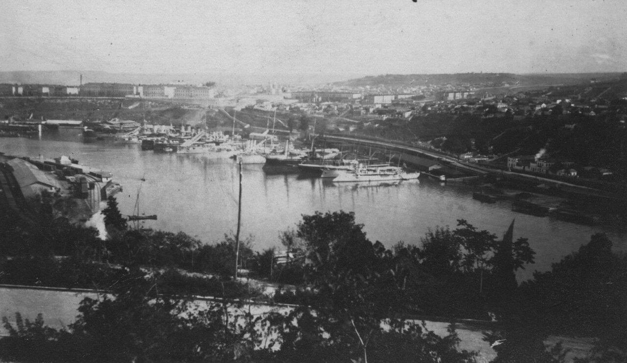 Вид на южную бухту