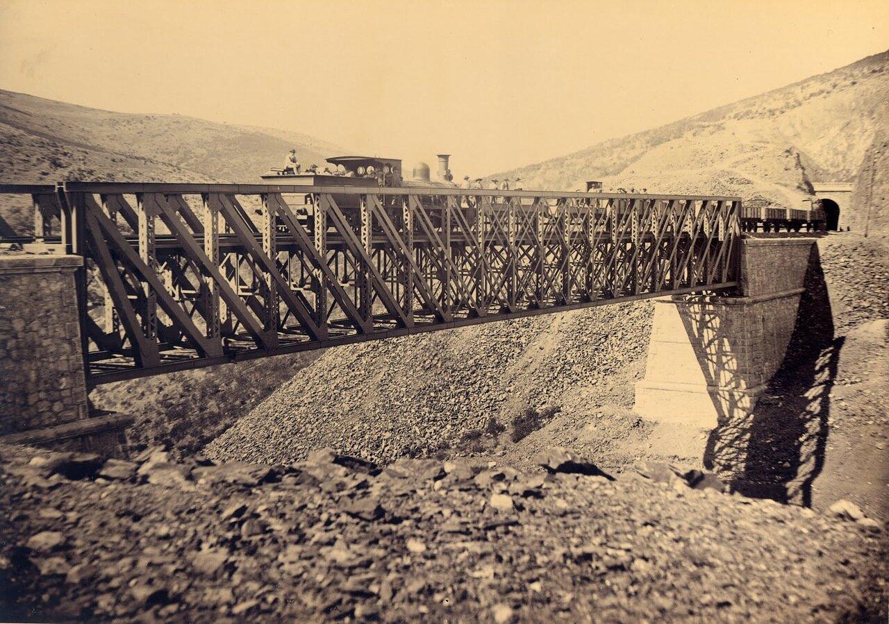 Виадук Вальдеморал и туннель