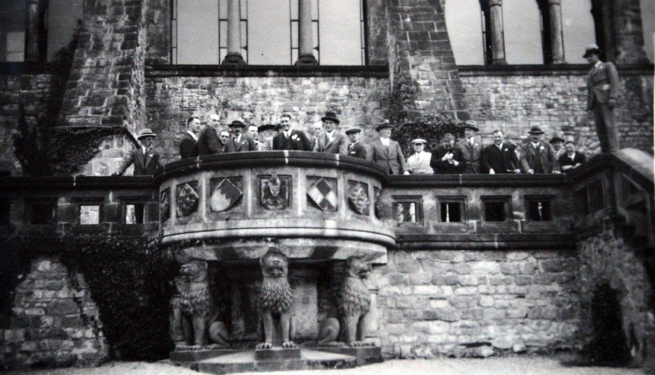 Гослар. Кайзерхаус,1933