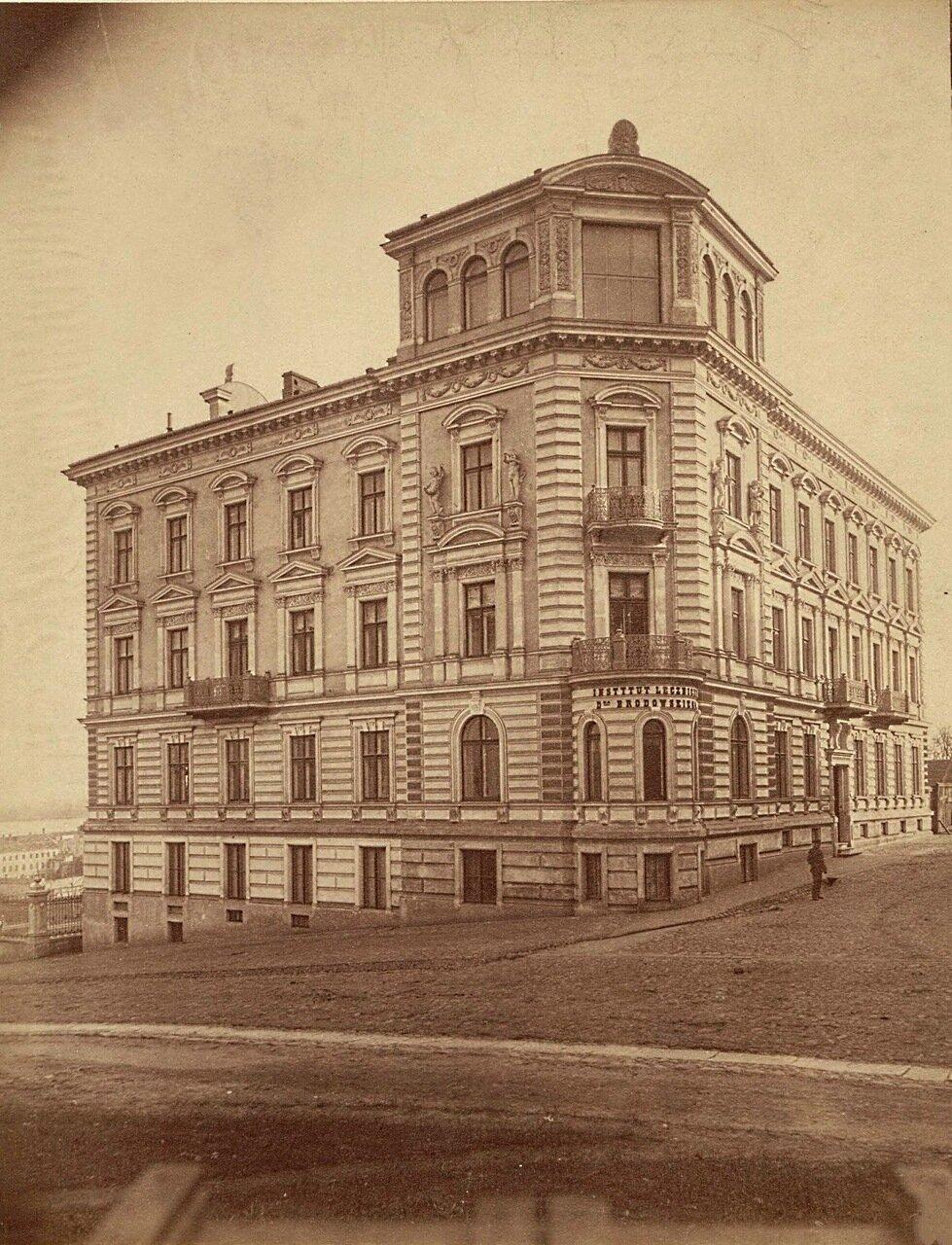 Институт лекарственных трав 1882