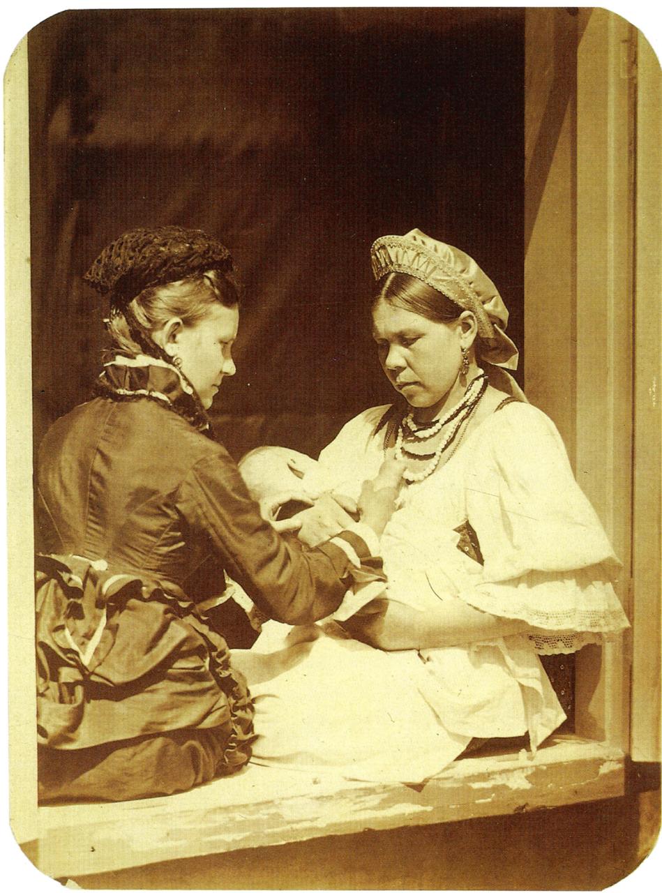 Мать, дитя и кормилица