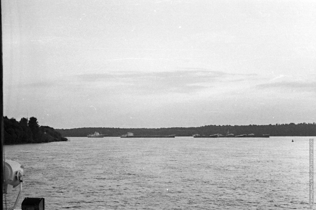 Река Свирь Рейд Свирицы или Вознесенский