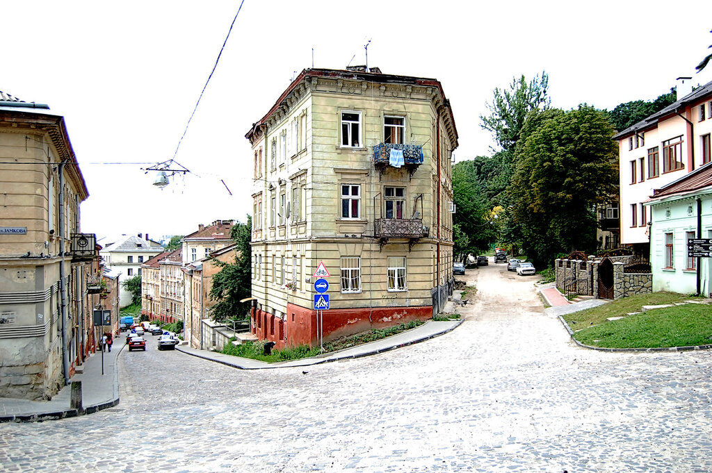 улица Замковая